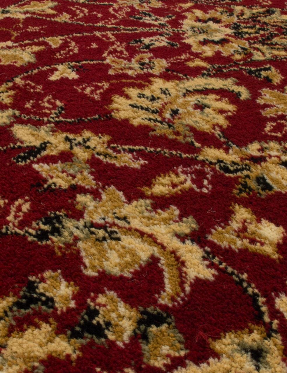 Ковер 5471 - RED - Прямоугольник - коллекция IZMIR - фото 3