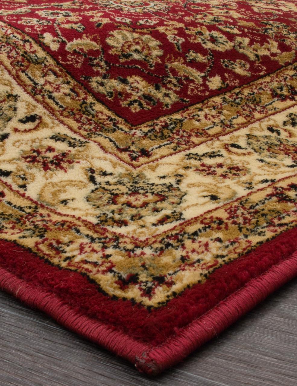 Ковер 5471 - RED - Прямоугольник - коллекция IZMIR - фото 4