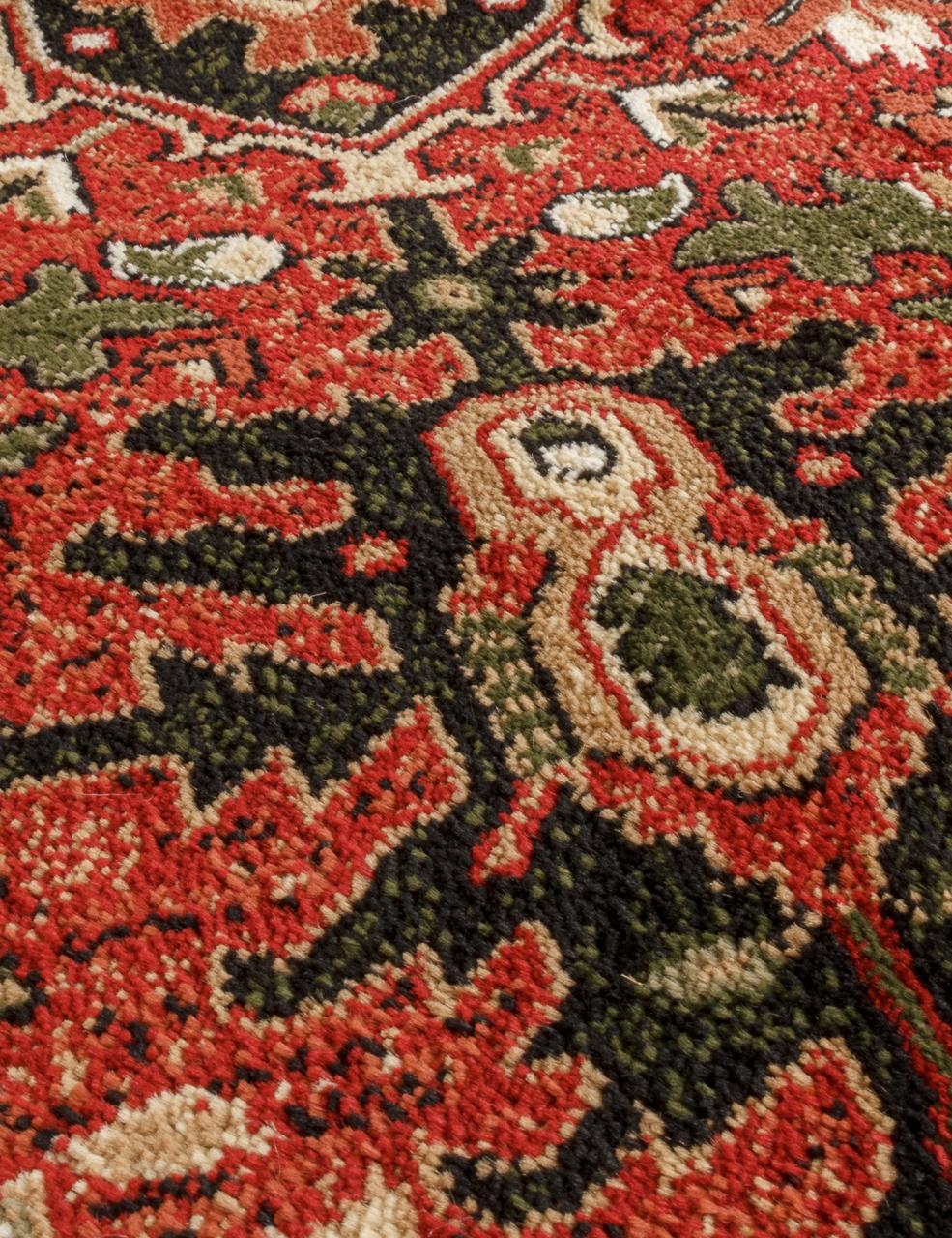 Ковер d195 - RED - Прямоугольник - коллекция IZMIR - фото 4