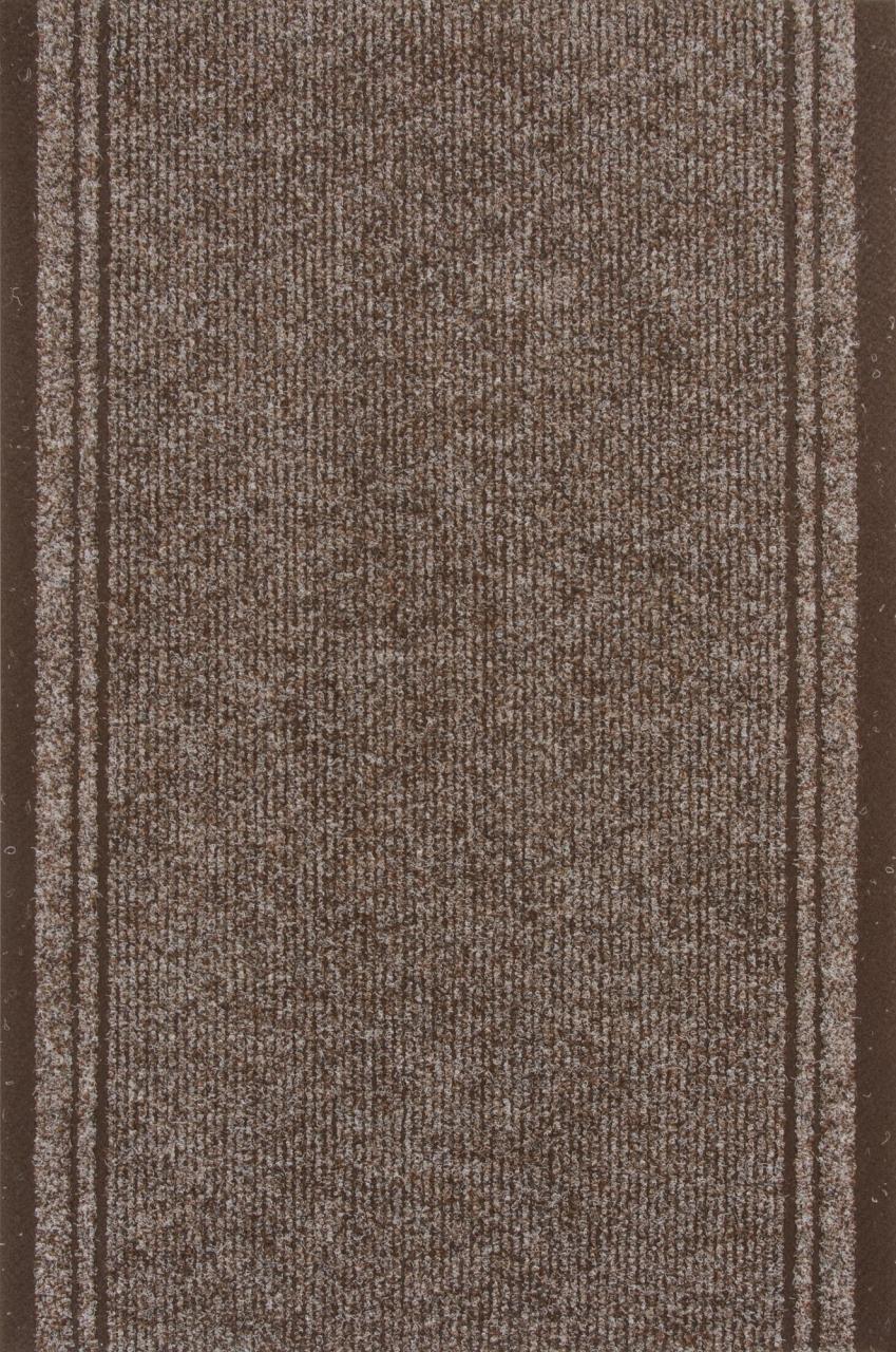 Ковровая дорожка 7058 - BROWN - коллекция Kortriek - фото 1