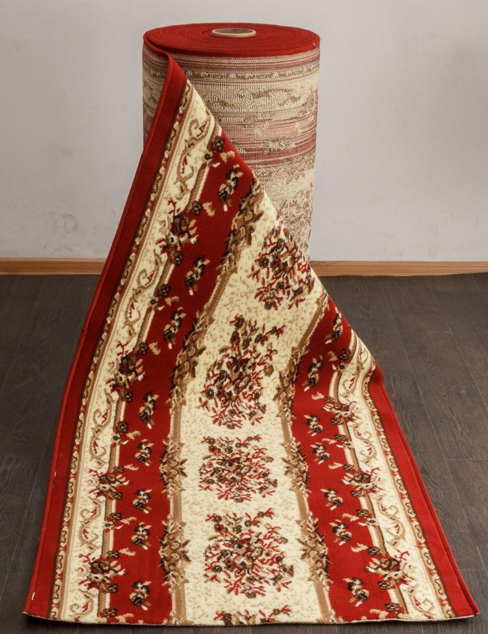 Ковровая дорожка 5439 - RED - коллекция LAGUNA