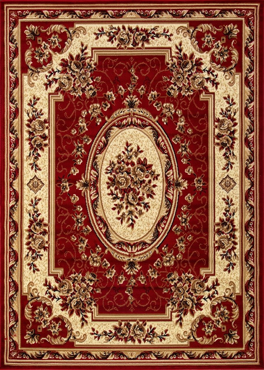 Ковер 5444 - RED - Прямоугольник - коллекция LAGUNA - фото 2