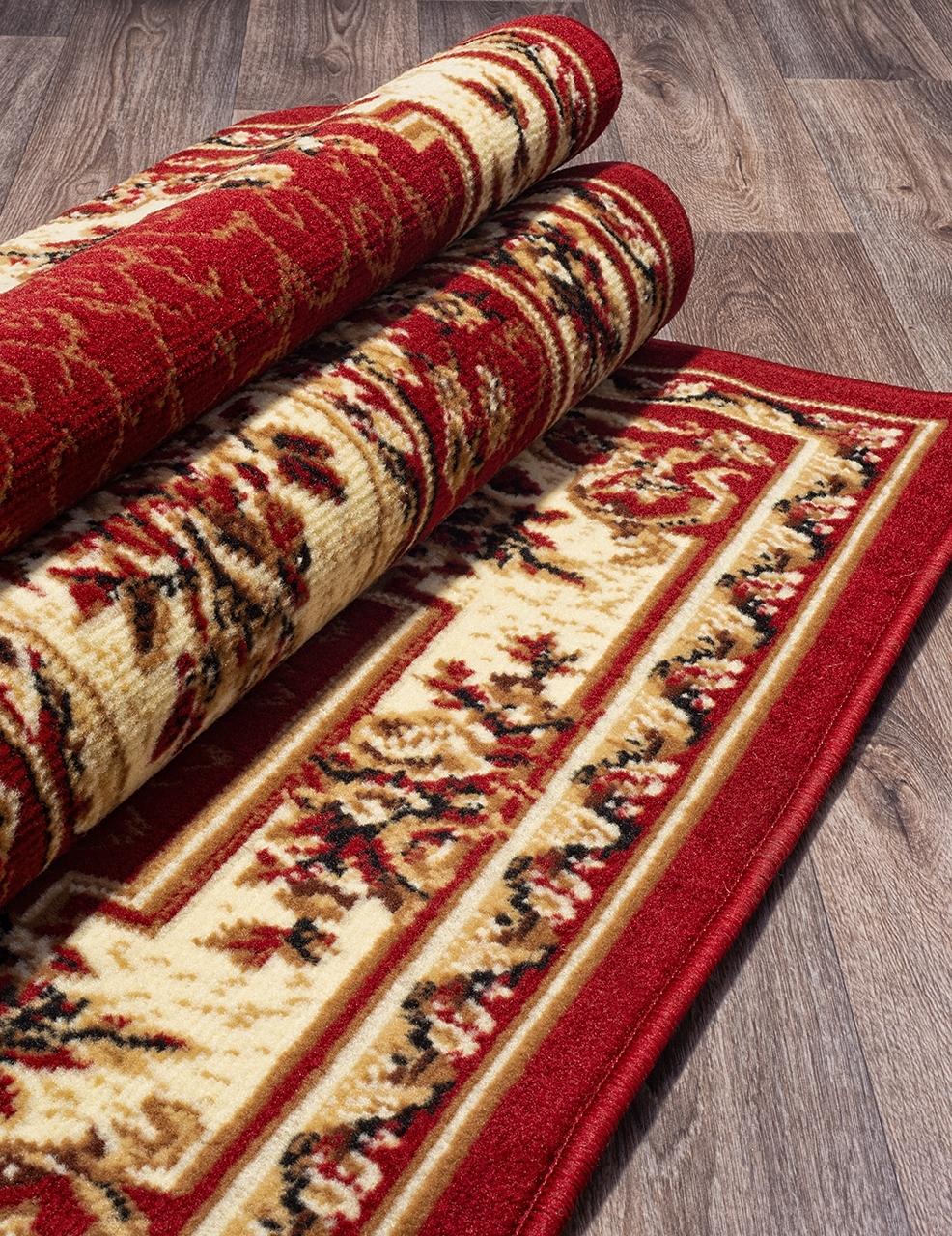 Ковер 5444 - RED - Прямоугольник - коллекция LAGUNA - фото 3
