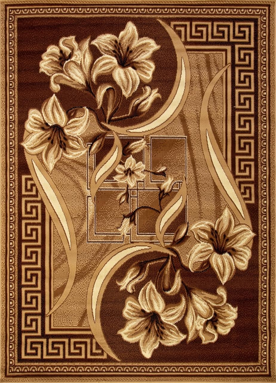 Ковер d187 - BEIGE - Прямоугольник - коллекция LAGUNA - фото 2