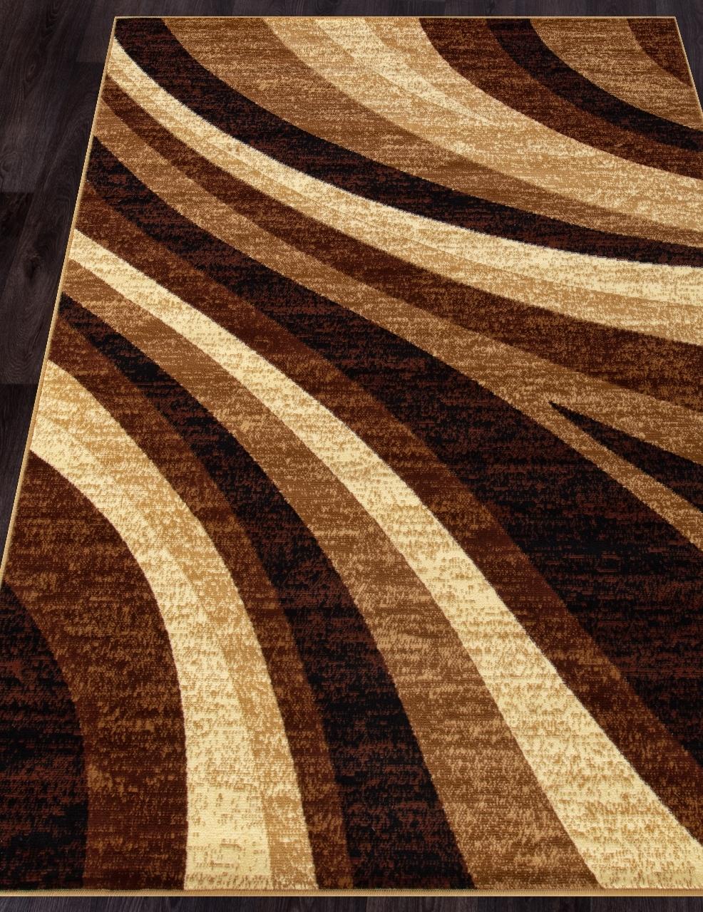 Ковер d234 - BEIGE - Прямоугольник - коллекция LAGUNA - фото 1