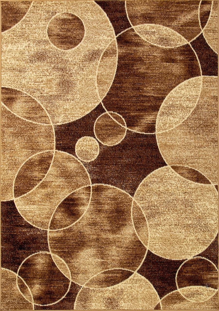Ковер D498 - BEIGE - Прямоугольник - коллекция LAGUNA - фото 2