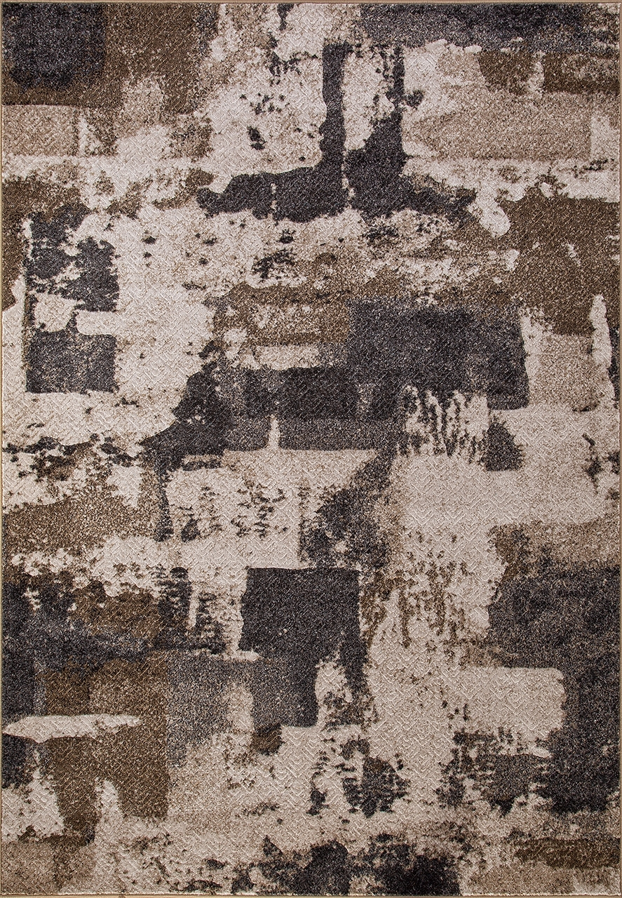 Ковер D564 - CREAM-GRAY - Прямоугольник - коллекция MATRIX - фото 2