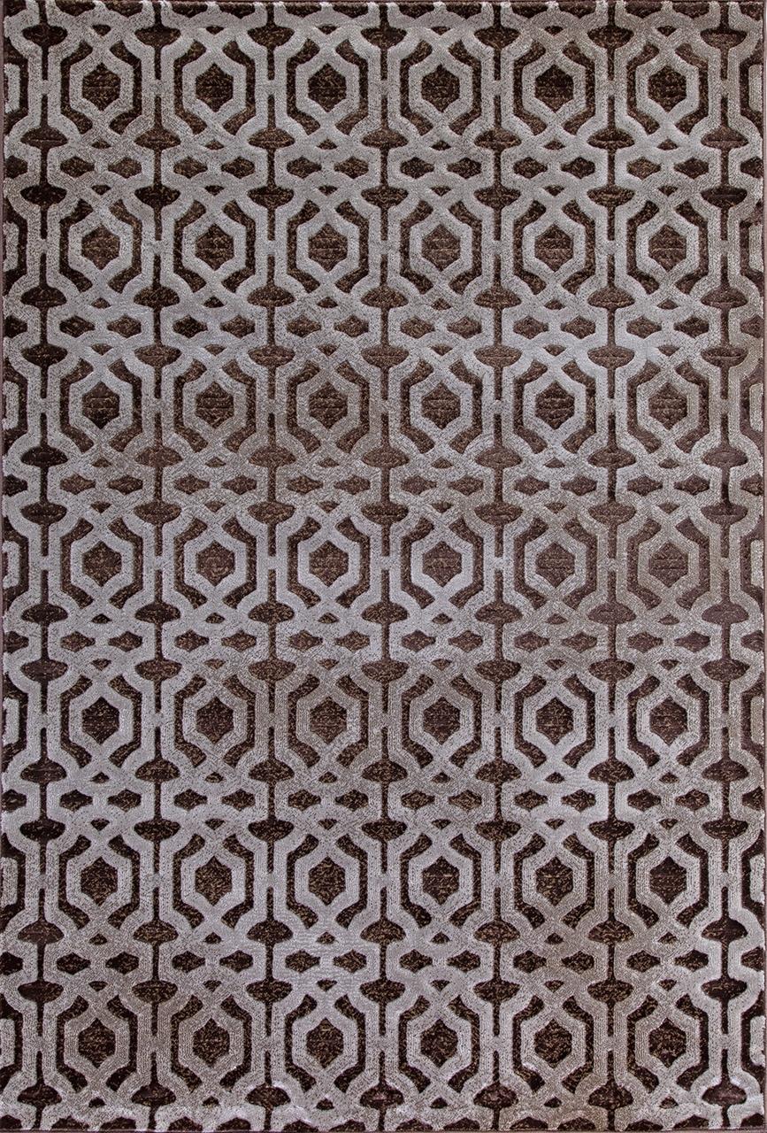 Ковер D565 - BROWN - Прямоугольник - коллекция MATRIX - фото 2