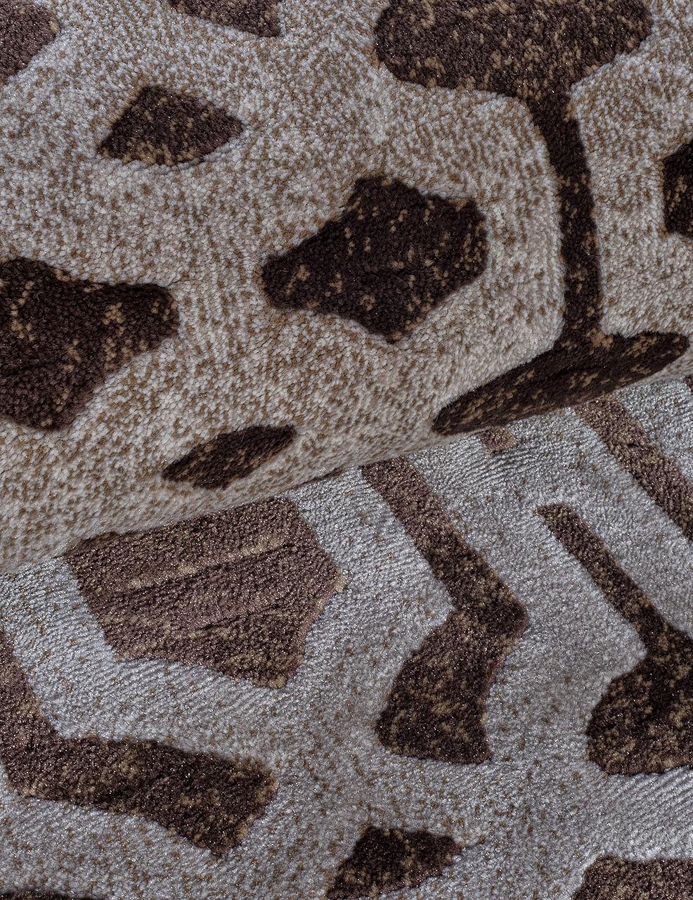 Ковер D565 - BROWN - Прямоугольник - коллекция MATRIX - фото 4