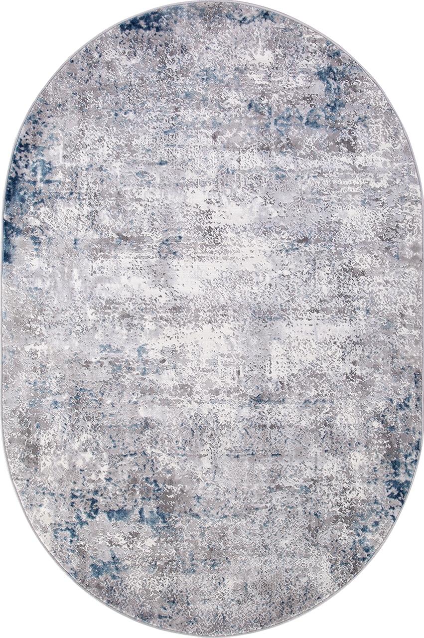 Ковер 9810 - ACIK GRI - Овал - коллекция MODA - фото 2
