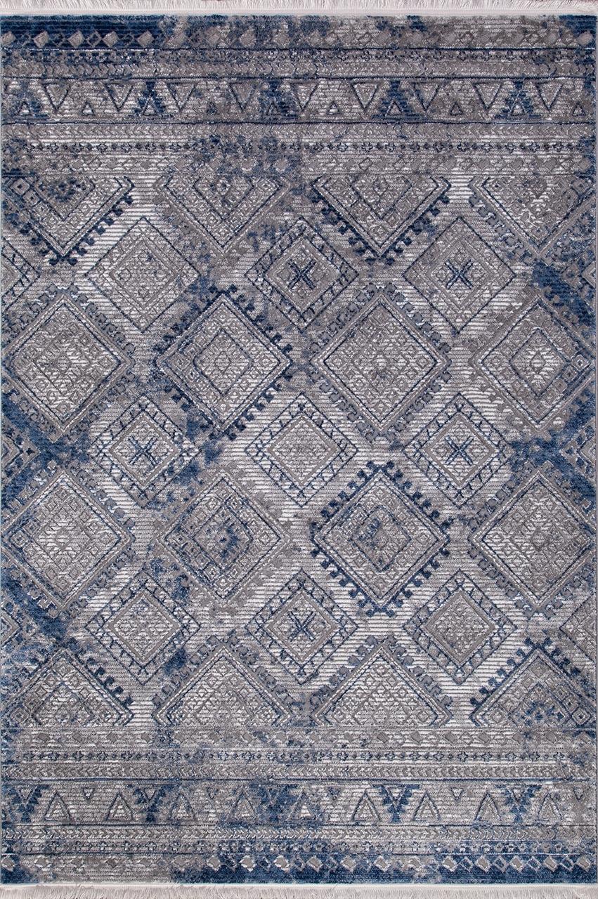 Ковер AS 824 - NAVY / GREY - Прямоугольник - коллекция MOROCCO - фото 2