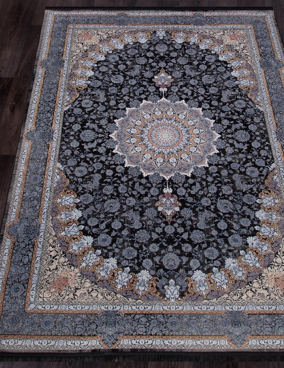 Ковер 9011 - 000 - Прямоугольник - коллекция MUSKAT 1200 - фото 1