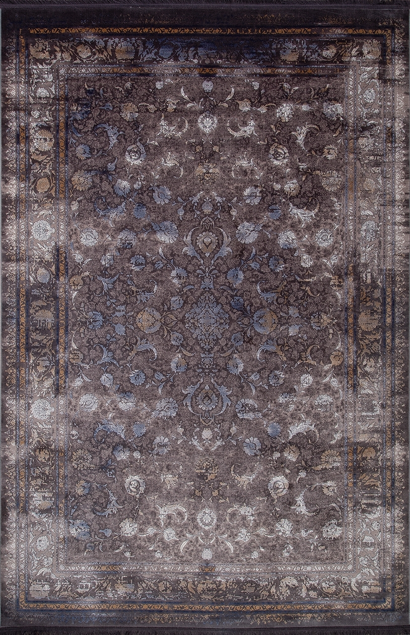 Ковер 7131 - GRAY - Прямоугольник - коллекция NOYAN - фото 2