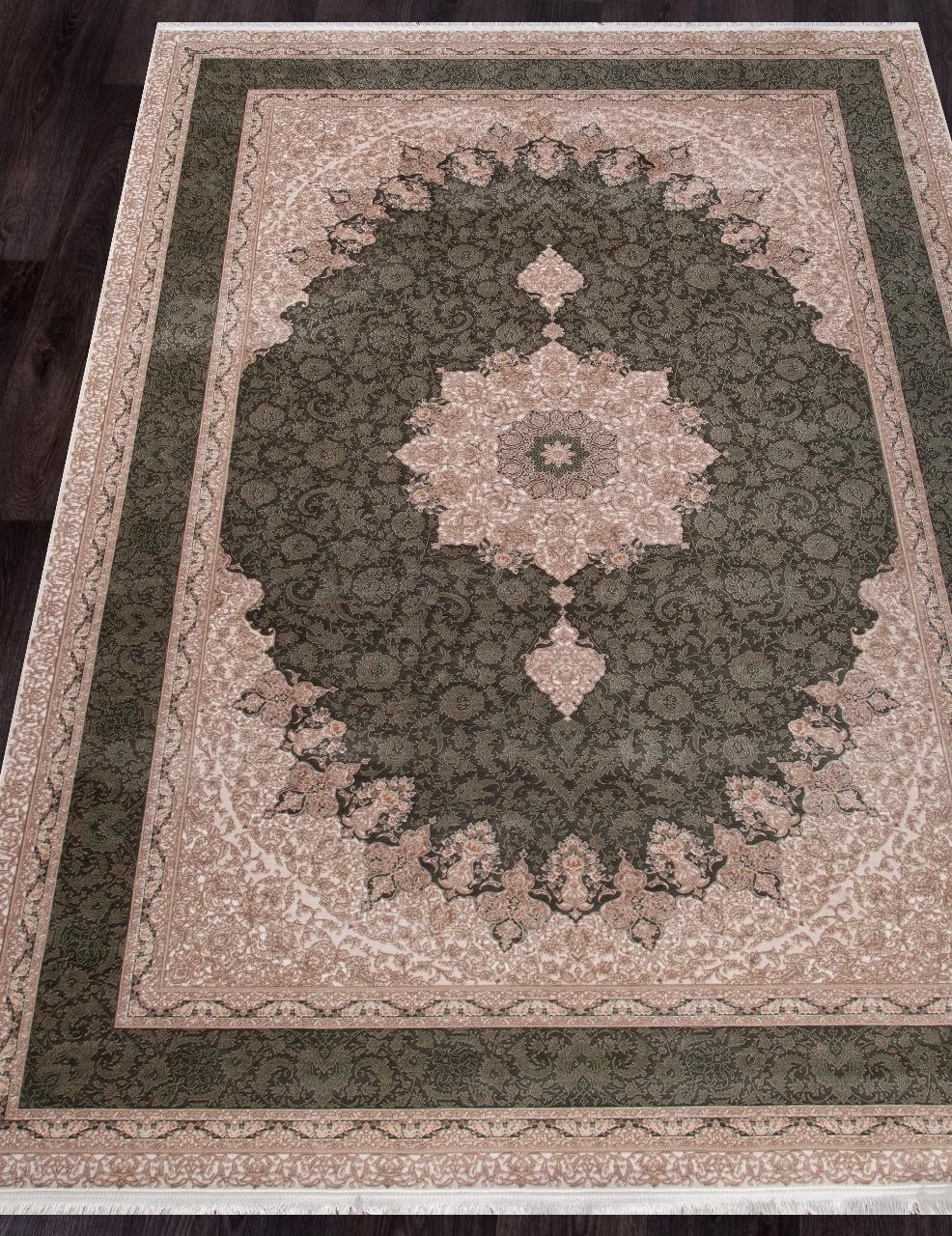 Ковер 8012 - CREAM - Прямоугольник - коллекция NOYAN - фото 1