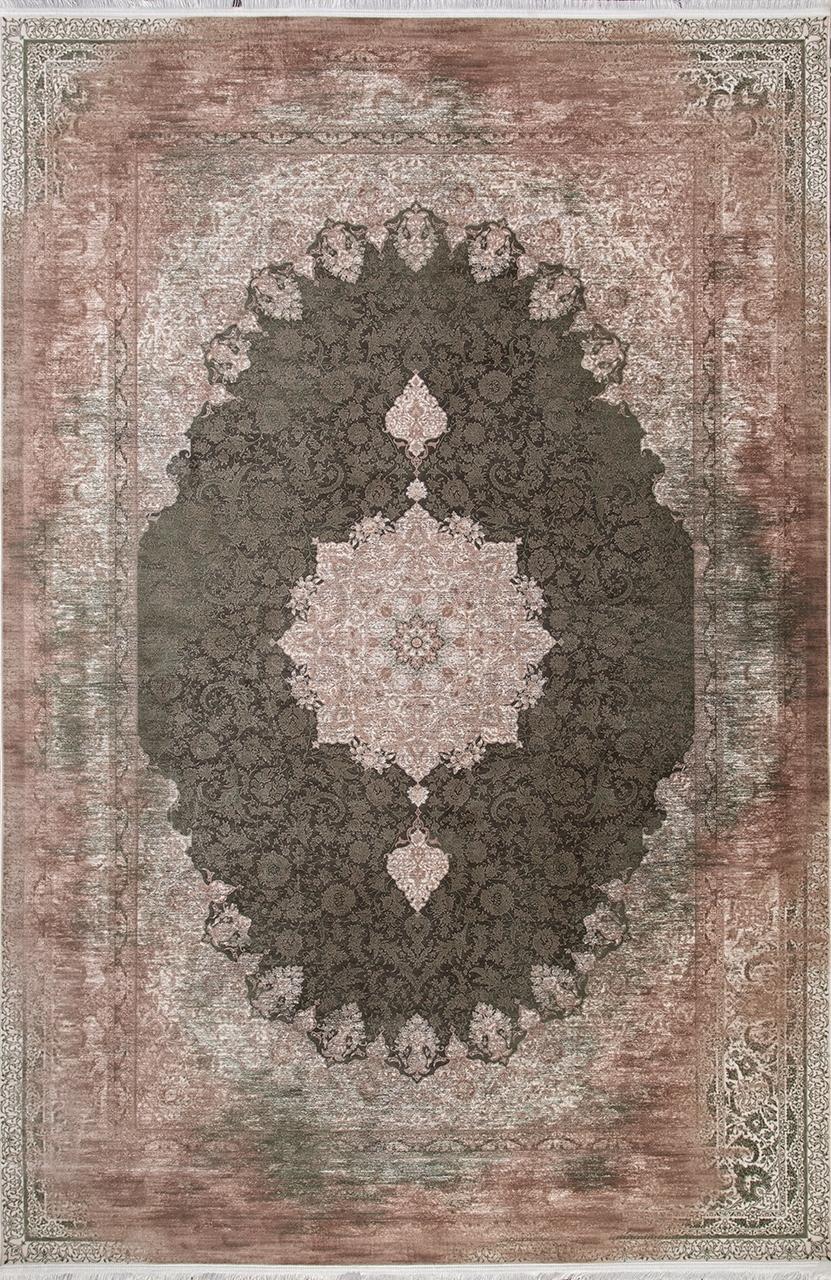 Ковер 8214 - CREAM - Прямоугольник - коллекция NOYAN - фото 2