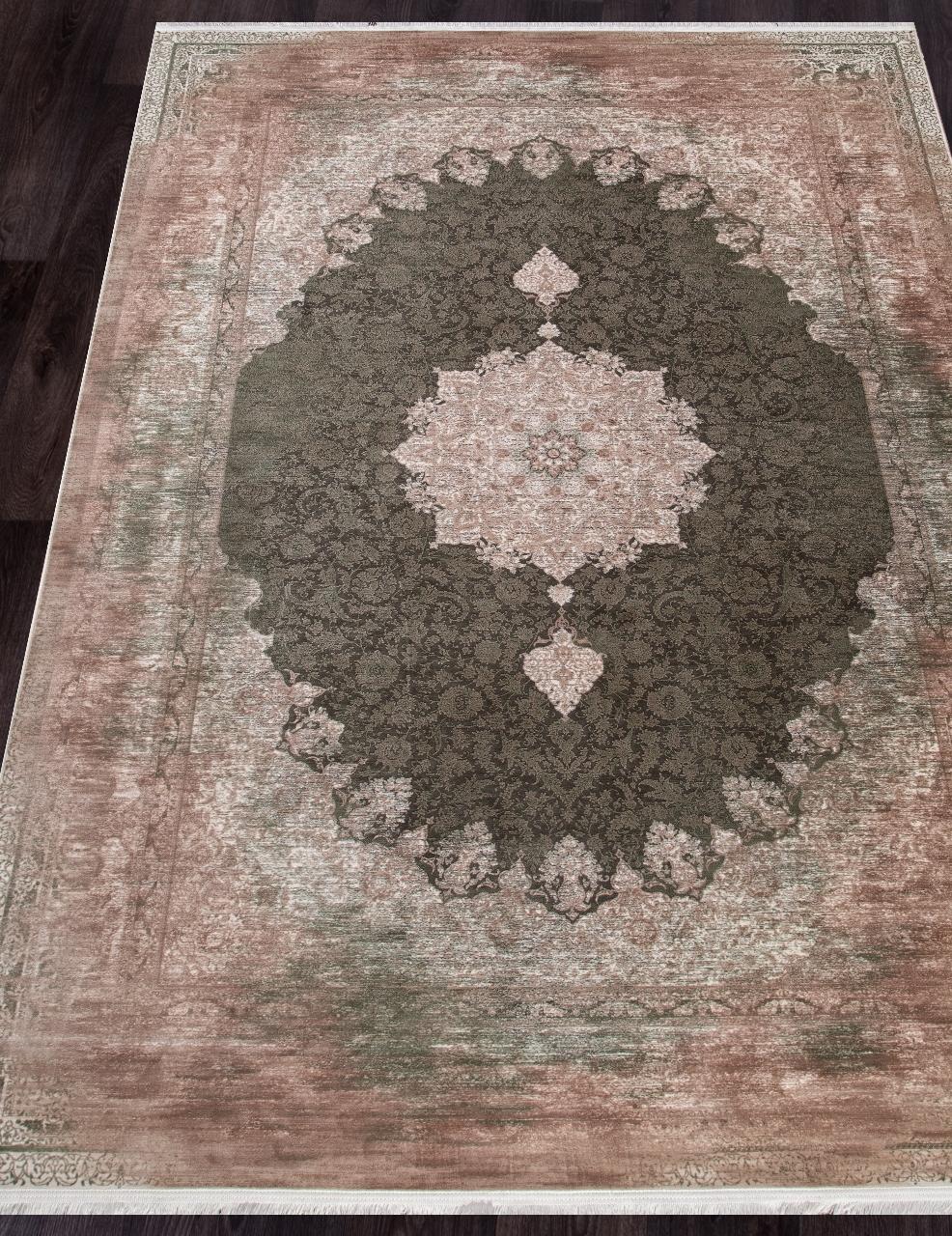 Ковер 8214 - CREAM - Прямоугольник - коллекция NOYAN - фото 1