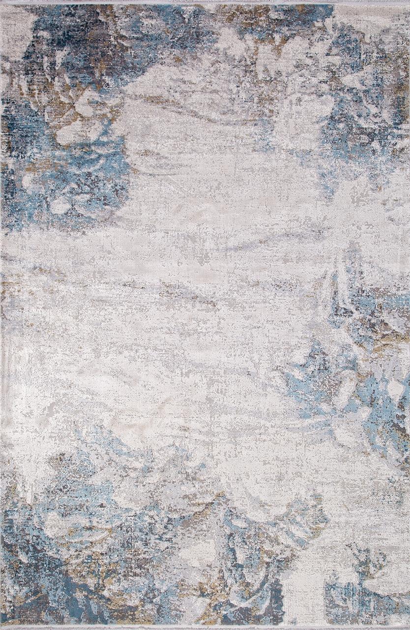 Ковер M456B - CREAM / BLUE - Прямоугольник - коллекция OLIMPOS - фото 2