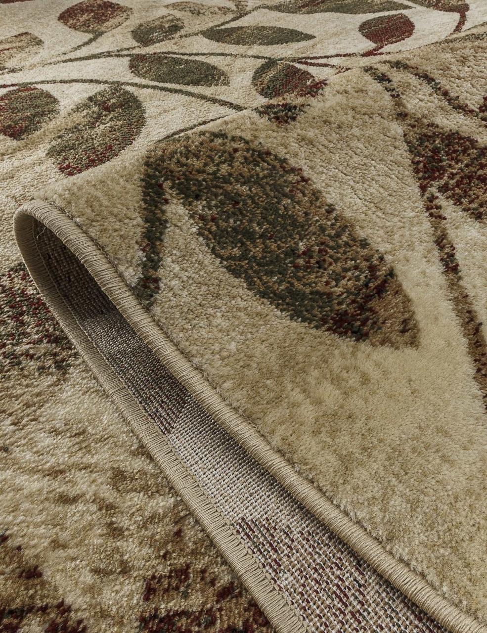 Ковер d347 - BEIGE - Прямоугольник - коллекция OLYMPOS - фото 2