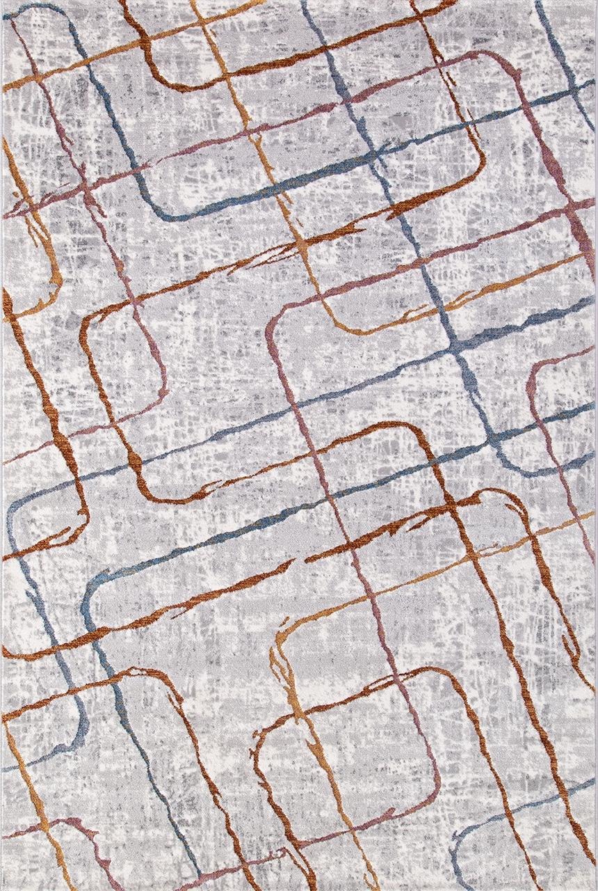Ковер 7256A - L.GREY / L.GREY - Прямоугольник - коллекция PAMIR - фото 2