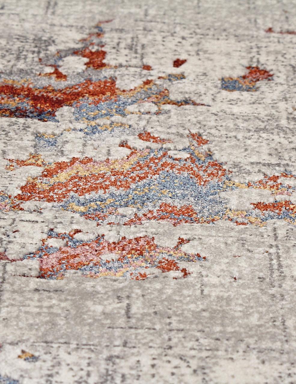 Ковер 7346A - WHITE / WHITE - Прямоугольник - коллекция PAMIR - фото 5