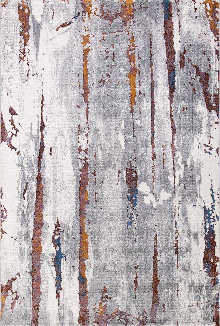 Ковер 7352A - L.GREY / L.GREY - Прямоугольник - коллекция PAMIR - фото 2