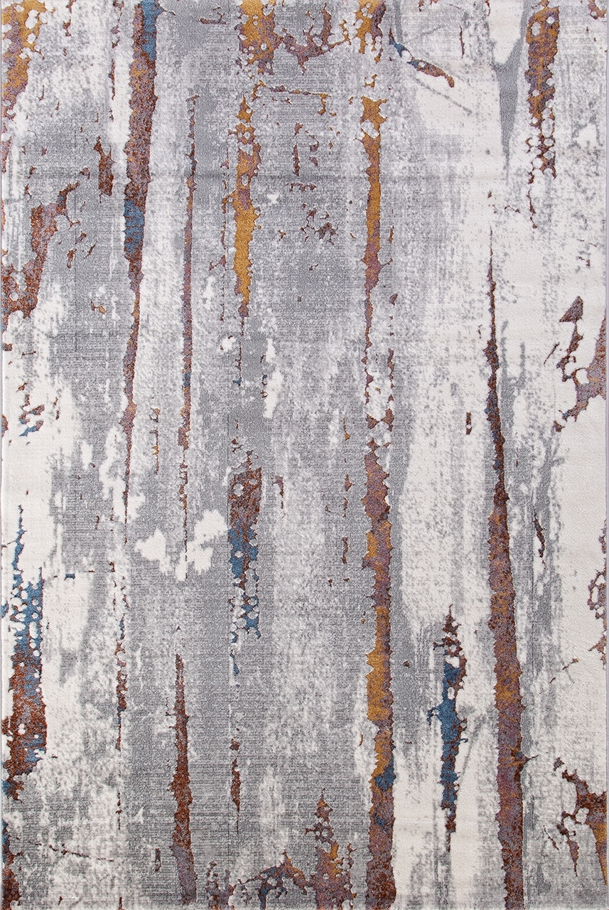 Ковер 7353A - L.GREY / L.GREY - Прямоугольник - коллекция PAMIR - фото 2