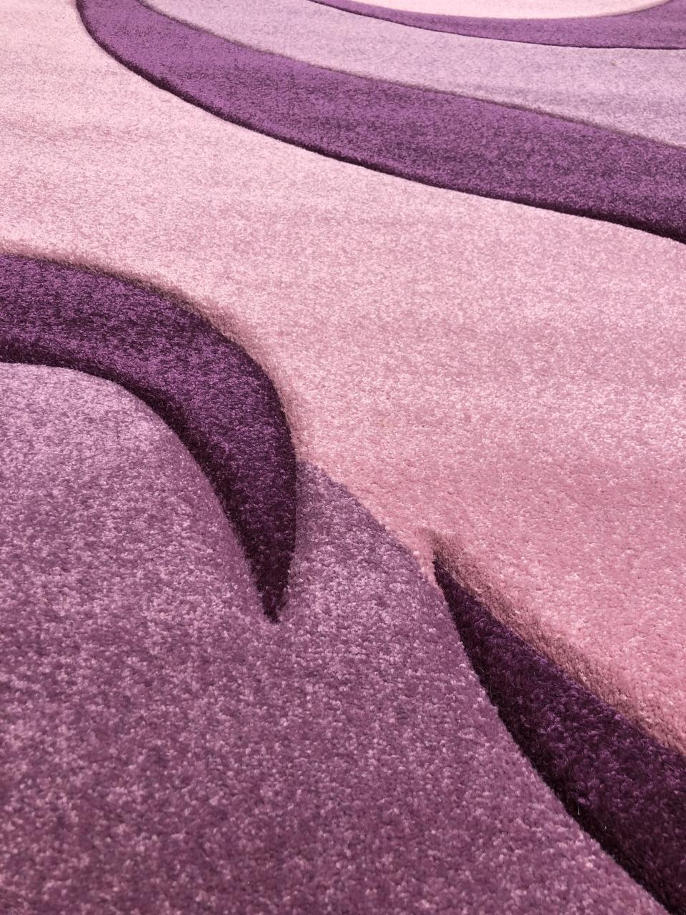 Ковер L116 - PINK - Овал - коллекция PARADISE - фото 2