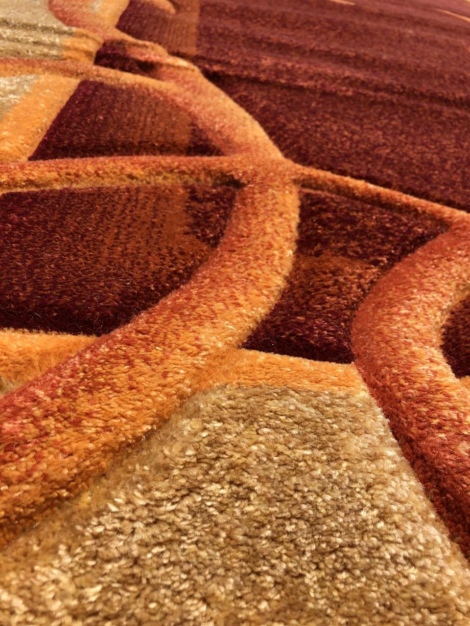 Ковер Y704 - RED - Прямоугольник - коллекция PARADISE - фото 2