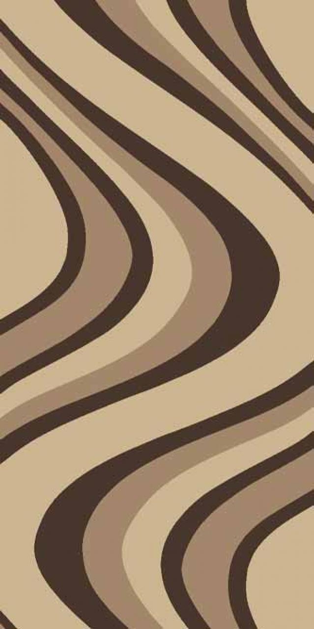 Ковровая дорожка t617 - BEIGE - коллекция PLATINUM - фото 1