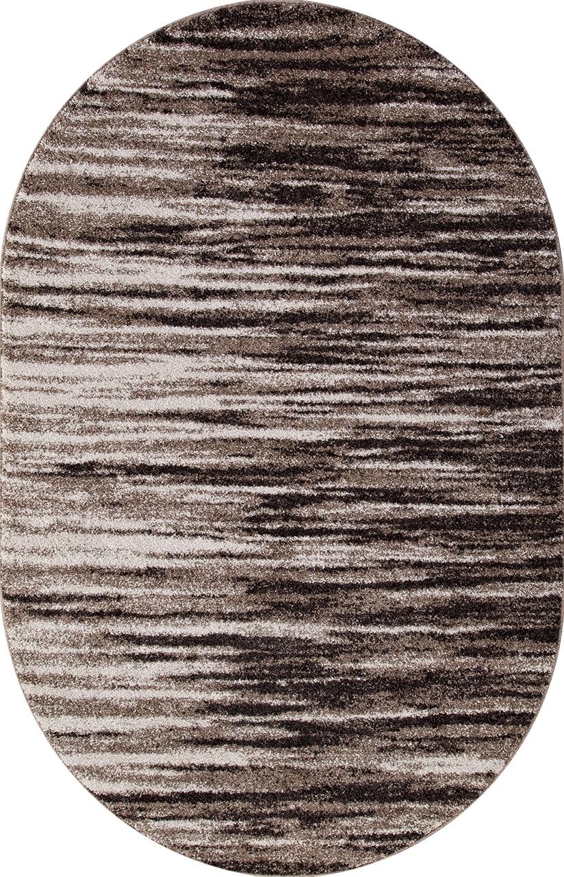 Ковер t623 - BEIGE - Овал - коллекция PLATINUM - фото 2