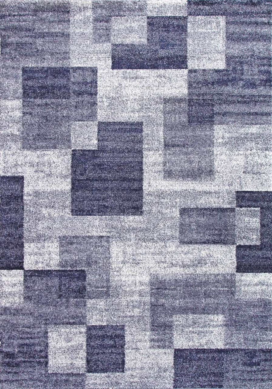 Ковер t635 - BLUE - Прямоугольник - коллекция PLATINUM - фото 2