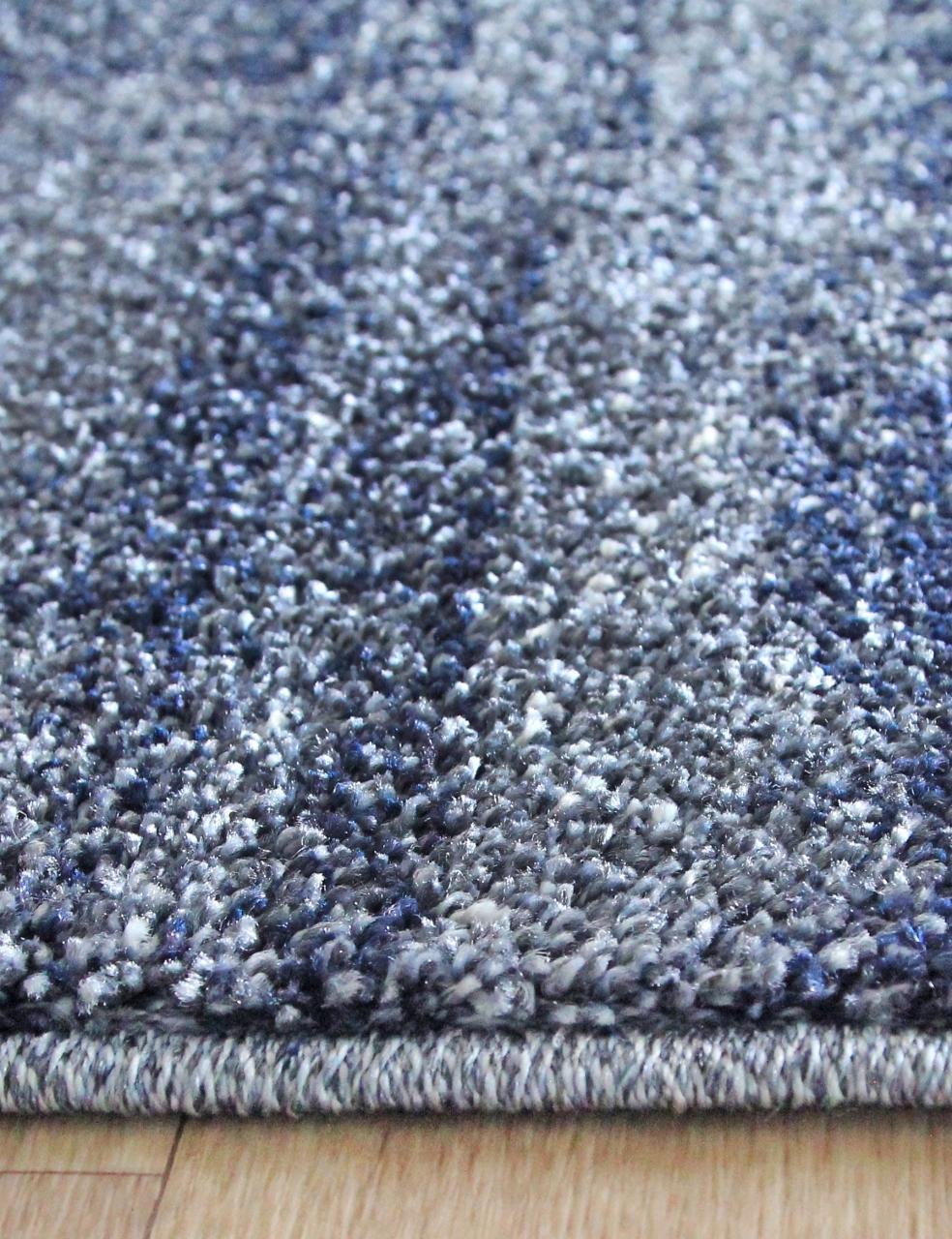 Ковер t635 - BLUE - Прямоугольник - коллекция PLATINUM - фото 5