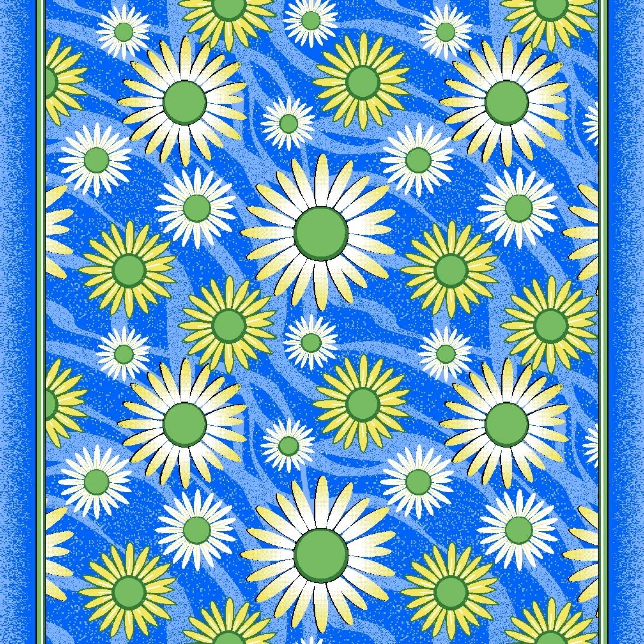 Ковровая дорожка p1174a4p - 51 - коллекция принт 10-ти цветное полотно
