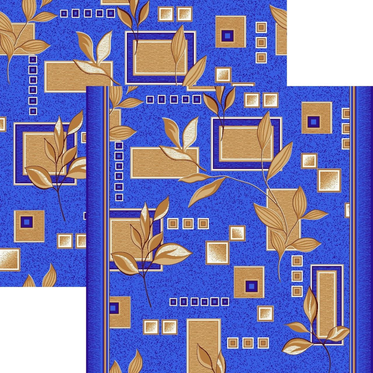Ковровая дорожка p1166a5r - 37 - коллекция принт 8-ми цветная дорожка - фото 1