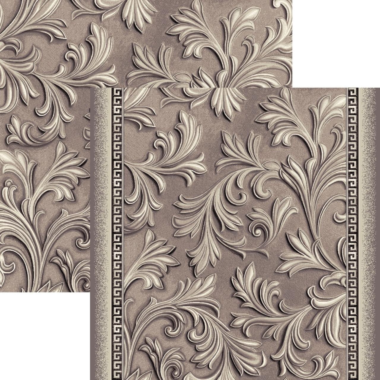Ковровая дорожка p1685a5r - 100 - коллекция принт 8-ми цветная дорожка