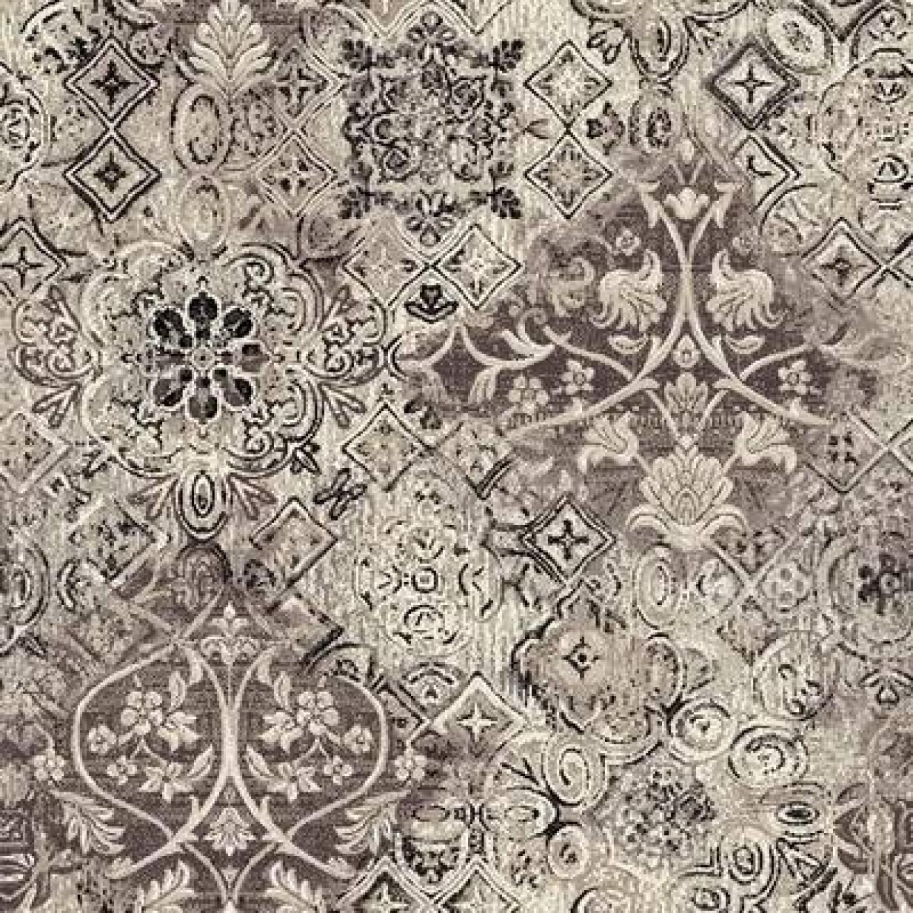 Ковровая дорожка p1711b5r - 100 - коллекция принт 8-ми цветная дорожка - фото 1