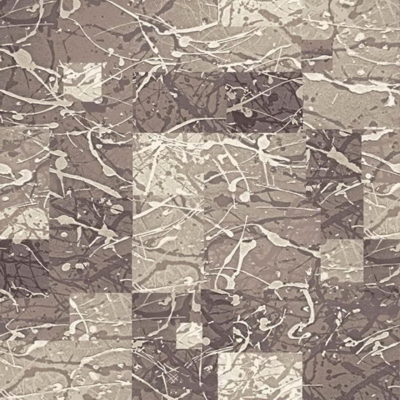 Ковровая дорожка p2024a6r - 100 - коллекция принт 8-ми цветная дорожка - фото 1