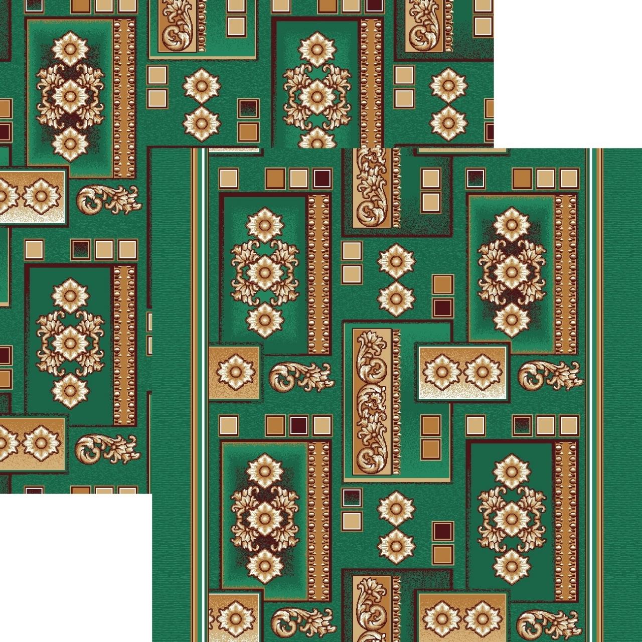 Ковровая дорожка p1520a5p - 36 - коллекция принт 8-ми цветное полотно