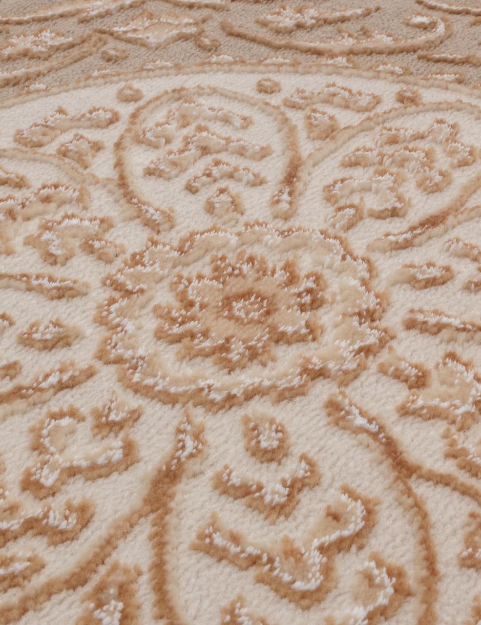 Ковер 33030 - 070 BEIGE - Прямоугольник - коллекция QATAR - фото 4
