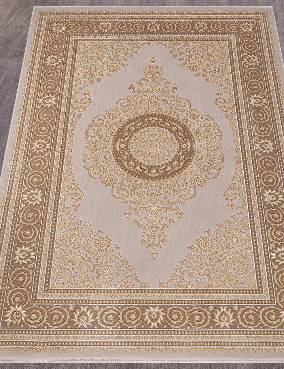 Ковер 33030 - 070 BEIGE - Прямоугольник - коллекция QATAR - фото 1