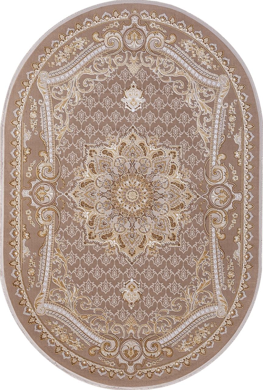Ковер 33525 - 070 BEIGE - Овал - коллекция QATAR - фото 2