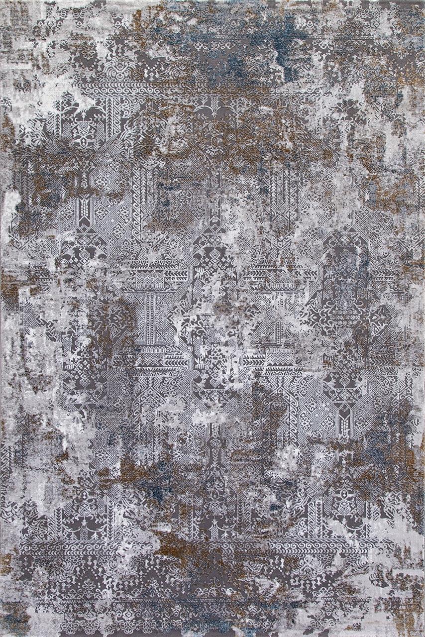 Ковер 03005G - GREY / GREY - Прямоугольник - коллекция QUANTUM - фото 2