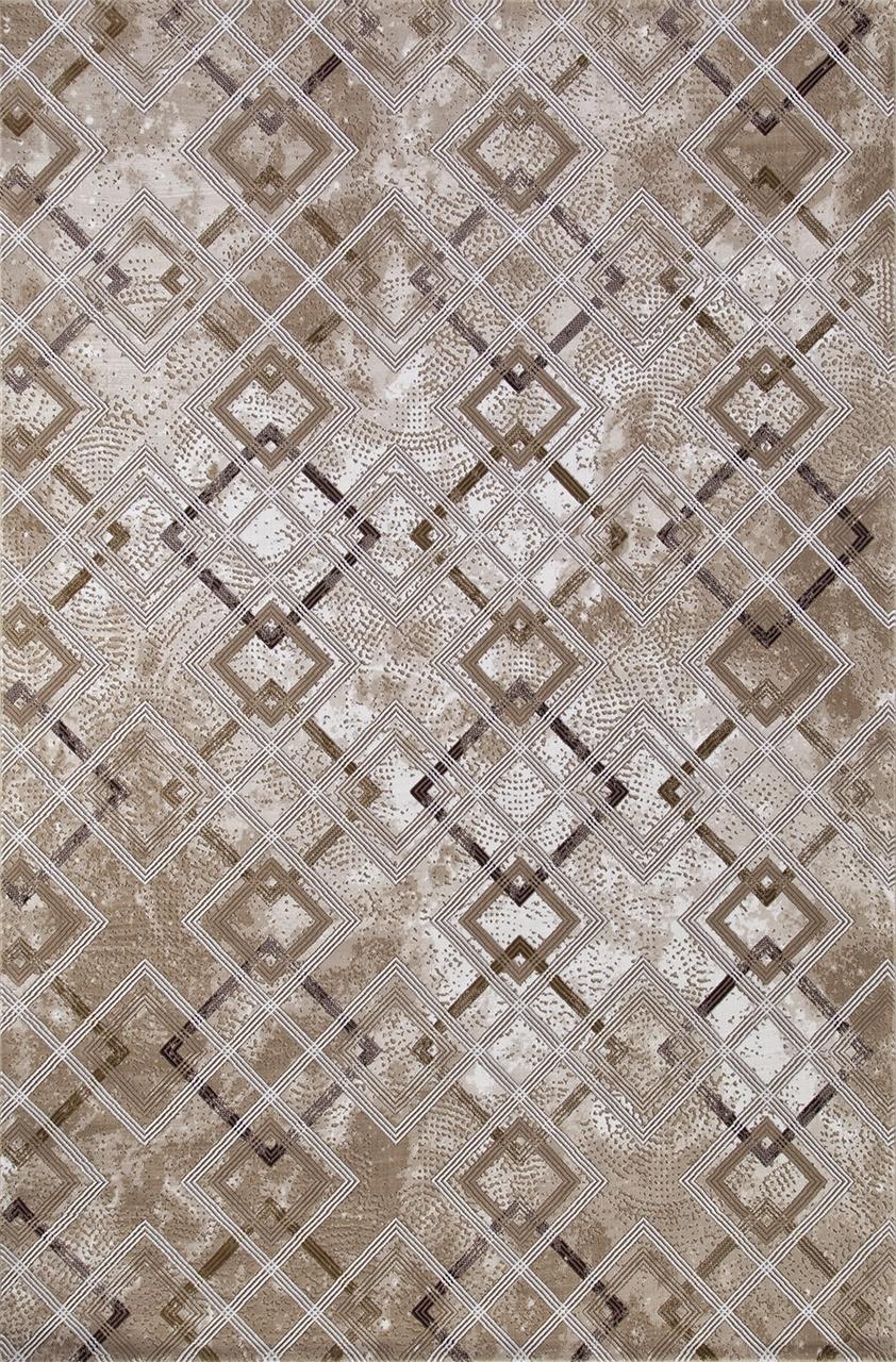 Ковер 03009B - BROWN / BROWN - Прямоугольник - коллекция QUANTUM - фото 2