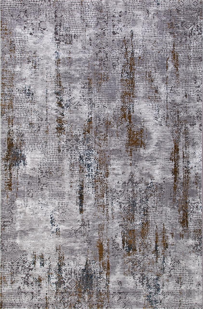 Ковер 03016G - GREY / GREY - Прямоугольник - коллекция QUANTUM - фото 2