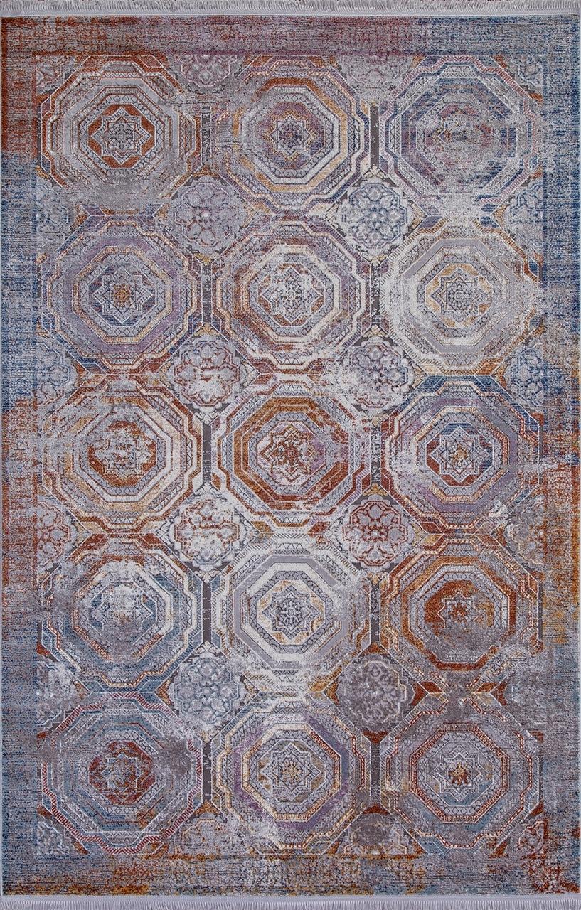 Ковер 05702G - GREY / GREY - Прямоугольник - коллекция RIM - фото 2