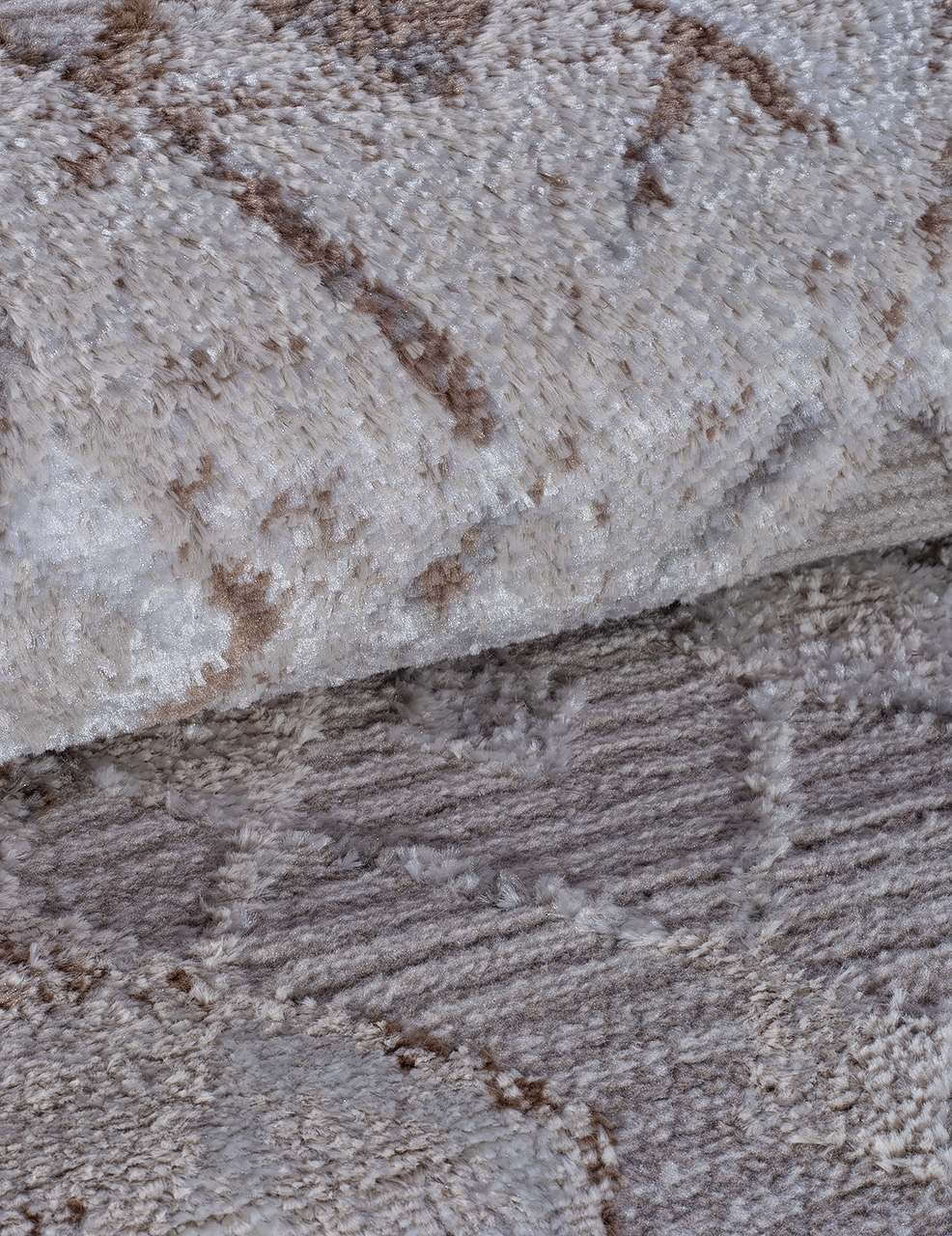 Ковровая дорожка 7682A - D.BEIGE / CREAM - коллекция RODOS - фото 4