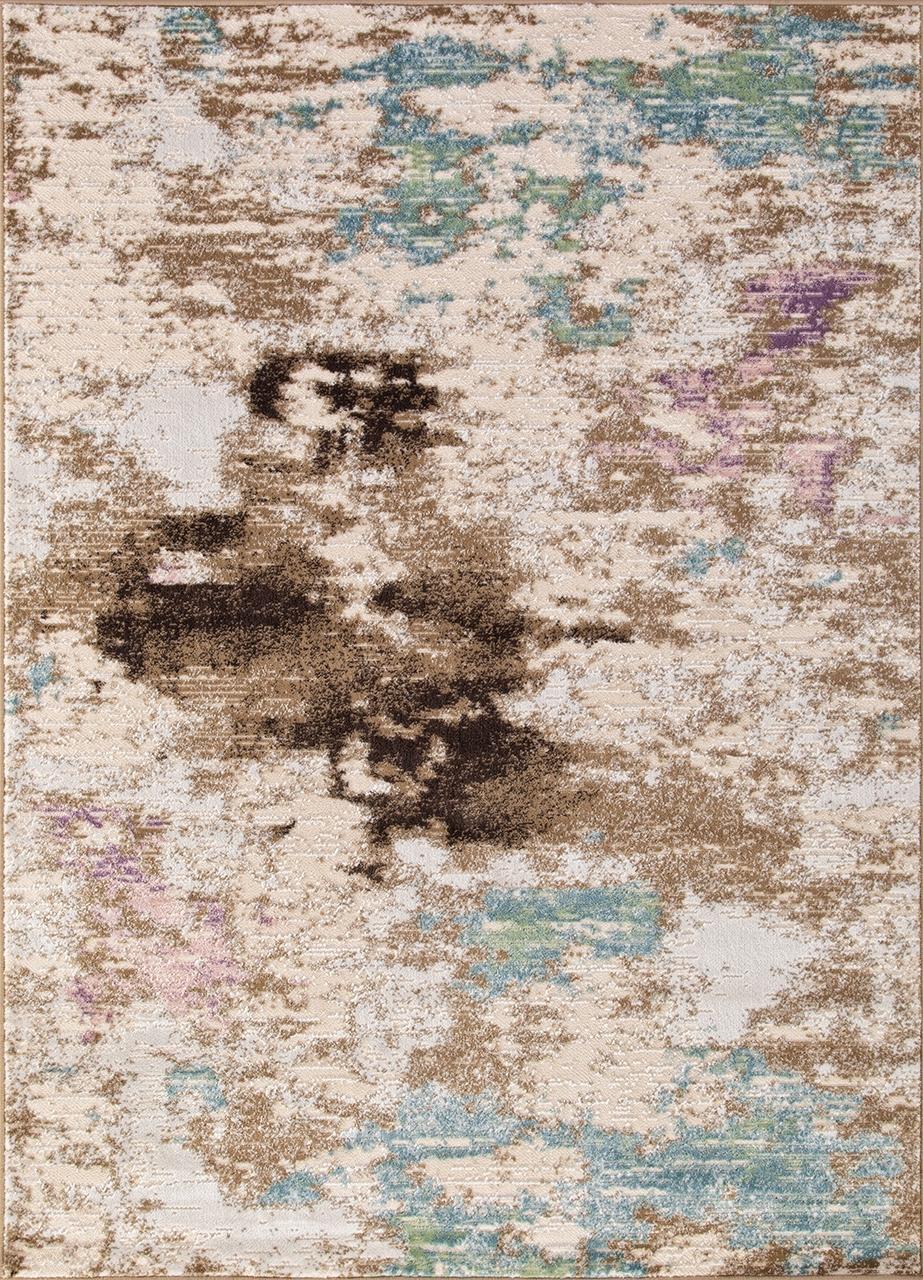 Ковер D734 - BEIGE - Прямоугольник - коллекция ROXY - фото 2