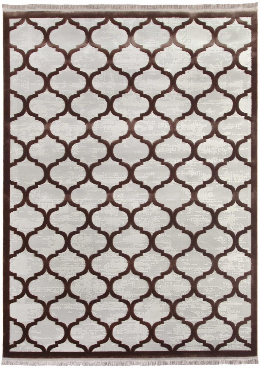 Ковер 08422M - PURPLE / PURPLE - Прямоугольник - коллекция SARDES TRUVA