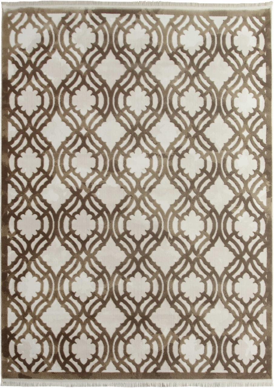 Ковер 08423B - BROWN / BROWN - Прямоугольник - коллекция SARDES TRUVA - фото 1
