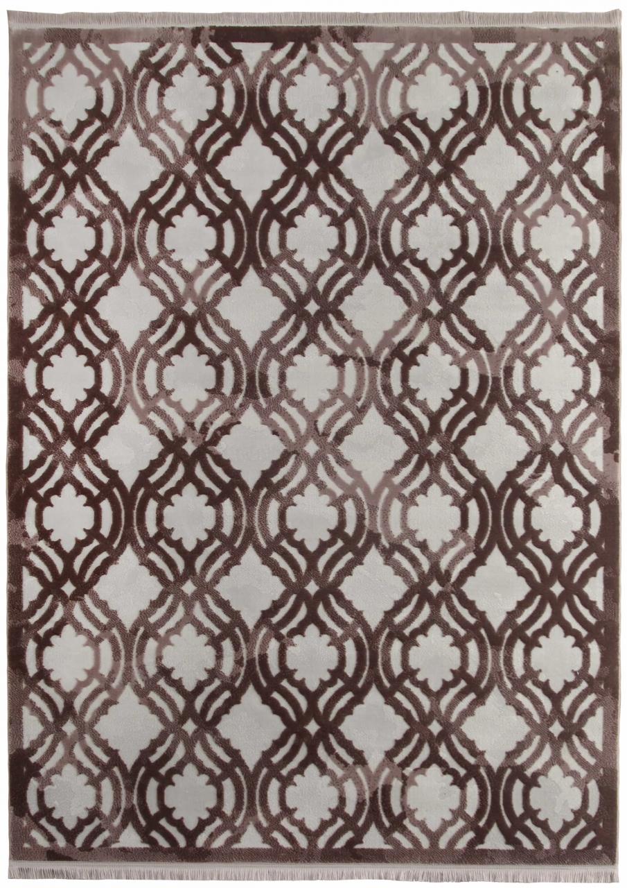 Ковер 08423M - PURPLE / PURPLE - Прямоугольник - коллекция SARDES TRUVA
